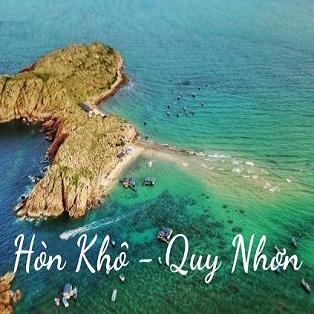 Tour 2 đảo: KỲ CO - HÒN KHÔ - Quy Nhơn