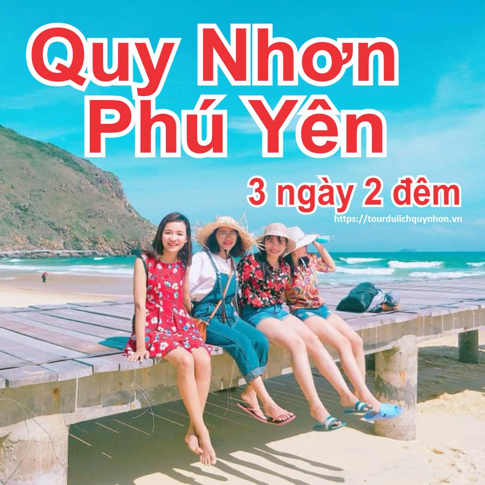 Tour Quy Nhơn Phú Yên 3 Ngày 2 Đêm