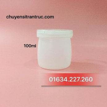 Hủ sữa chua 100ml
