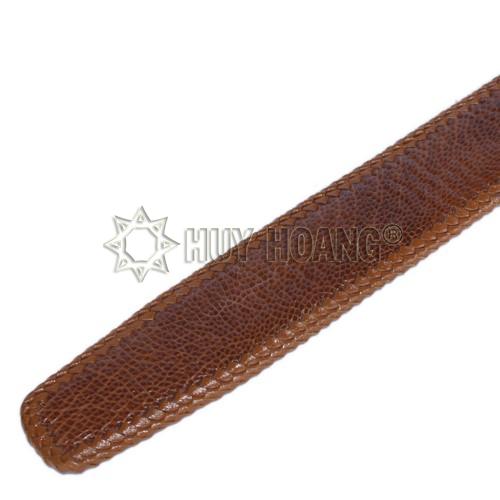 Bán dây lưng da đà điểu An Giang - Chỗ bán dây nịt nam đẹp