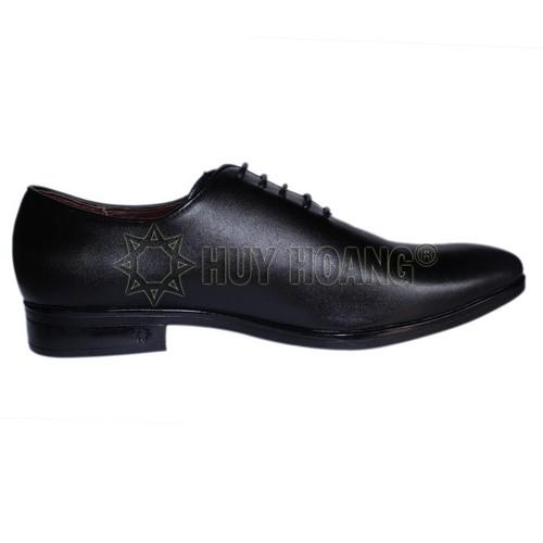 Giày tây nam màu đen da bò cao cấp - Giày tây nam chính hãng