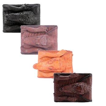 Bóp nam da cá sấu nguyên con Vip nhiều màu HH2270-71-72-73
