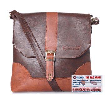Túi đeo Ipad Huy Hoàng màu nâu HH6152