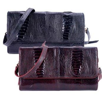 Túi đeo nữ da đà điểu Vip nhiều màu HH6410-11