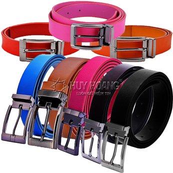 Dây thắt lưng nữ bản lớn nhiều màu HH5138-39-40-41-42-43-44-45