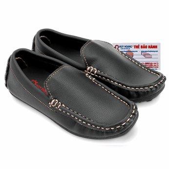 Giày KIDS mọi nam Huy Hoàng màu đen HH7801