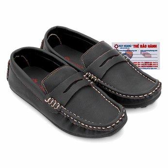 Giày KIDS mọi nam Huy Hoàng màu đen HH7815