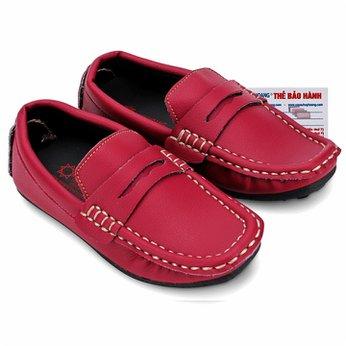 Giày KIDS mọi nam Huy Hoàng màu đỏ HH7807