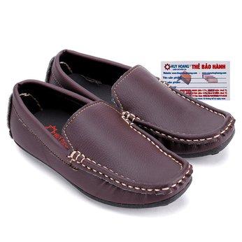 Giày KIDS mọi nam Huy Hoàng màu nâu đất HH7802