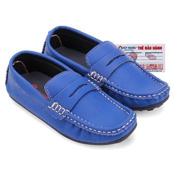 Giày KIDS mọi nam Huy Hoàng màu xanh HH7816