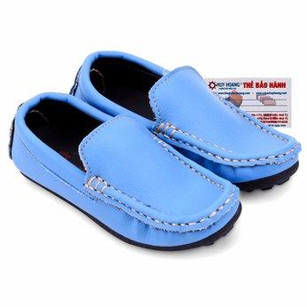 Giày KIDS mọi nam Huy Hoàng màu xanh HH7817