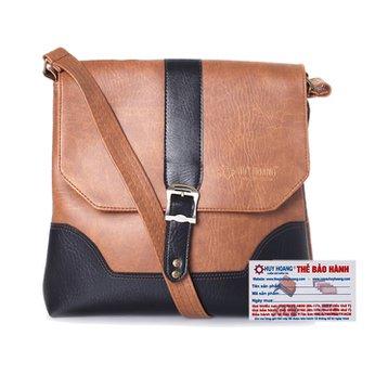 Túi đeo Ipad Huy Hoàng màu bò nhạt HH6149
