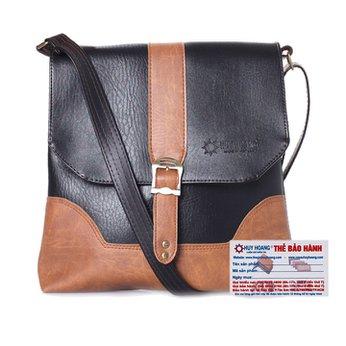 Túi đeo Ipad Huy Hoàng màu đen HH6151