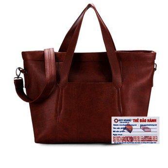 Túi quàng vai Huy Hoàng màu bò đậm HH6187