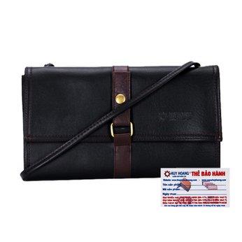 Túi xách thời trang Huy Hoàng màu đen HH6131