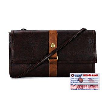 Túi xách thời trang Huy Hoàng màu nâu HH6132