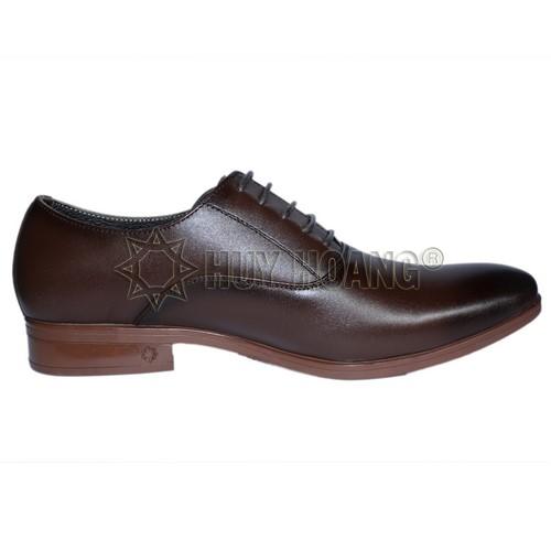 Những mẫu giày tây nam da bò đẹp - Shop giày da nam TPHCM
