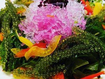 Người Nhật sống thọ cũng nhờ ăn rong nho biển