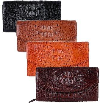Túi xách nữ Huy Hoàng da cá sấu đeo chéo nhiều màu HG6228-29-30-31