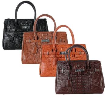 Túi xách nữ da cá sấu Huy Hoàng sang trọng nhiều màu HG6297-98-99-6701