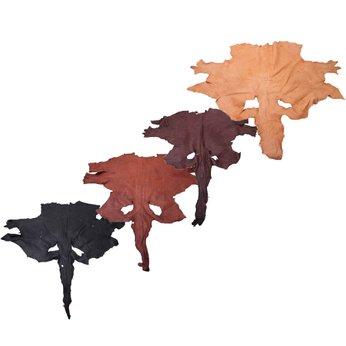 HG1411-12-13-14 - Da thuộc da đà điểu mổ mình đà điểu nhiều màu