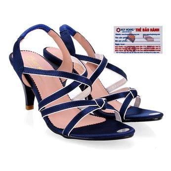 Giày nữ huy hoàng màu xanh HG7058