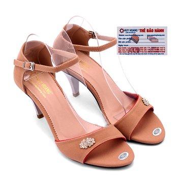 Giày sandal nữ Huy Hoàng màu da HG7060