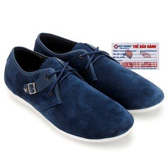 Giày thể thao Huy Hoàng cột dây màu màu xanh dương HG7746