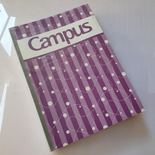 Tập Campus Sinh Viên Trend - 200 trang kẻ ô thường - lốc 5 cuốn