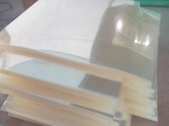 Bìa kiếng a4 và a3  Hàng trong veo Độ dày đa dạng từ 1.2