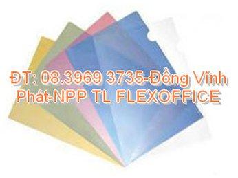 Bìa lá Thiên Long FLEXOFFICE khổ F FO-CH02, FO-CH04 - NPP ĐỒNG VĨNH PHÁT