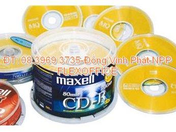 Đĩa CD - DVD - Văn phòng phẩm ĐỒNG VĨNH PHÁT