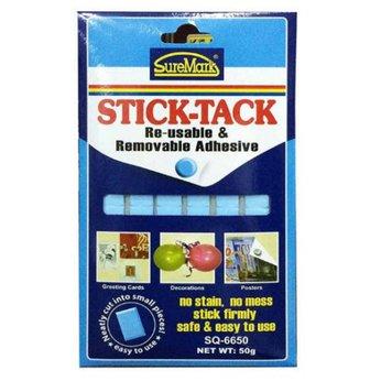 Keo Dán Dạng Đất Nặng Stick-Tack SureMark SQ-6650