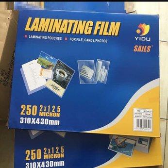 Nhựa Ép Plastic A4-125 MIC