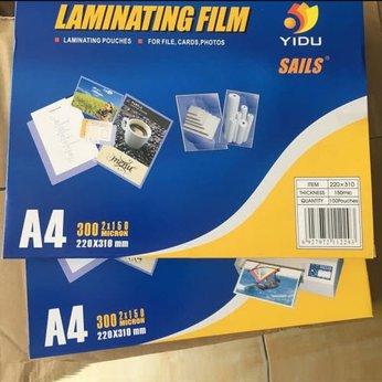 Nhựa Ép Plastic A4-150 MIC