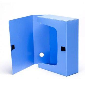 Bìa hộp Flexoffice PP 90A4 FO-BF03 (dầy 9cm)