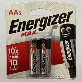 Pin AA Energizer alkaline chính hãng.