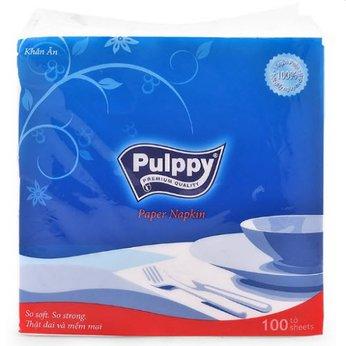 Khăn giấy ăn vuông Puply