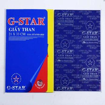 Giấy than Carbon Gstar A4-Thái Lan