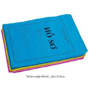 Túi hồ sơ giấy (50c/b) _ (22 x 31