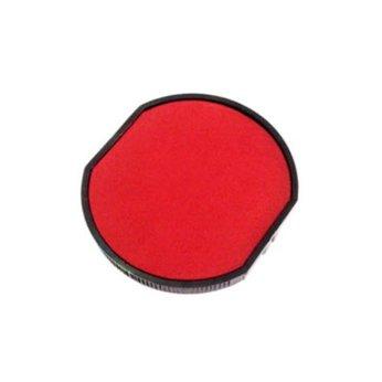 Thẻ mực dấu tròn Shiny R538 đỏ