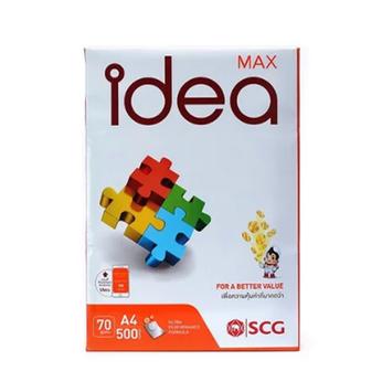 Giấy Idea A4/70