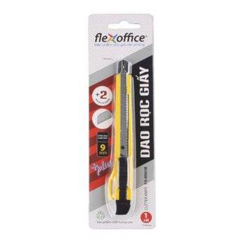 Dao rọc giấy Flexoffice FO-KN03B