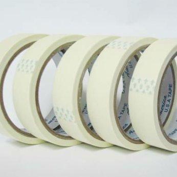 Băng keo giấy trắng sữa 2.4cm