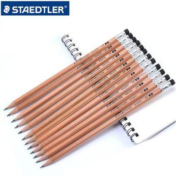 Bút chì thân mộc STAEDTLER EXAM 132 40 2B có tẩy
