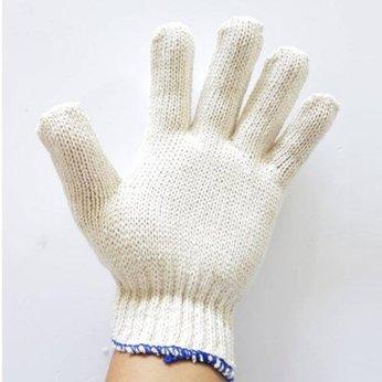 Găng tay bảo hộ lao động / Găng tay len - combo 10 đôi