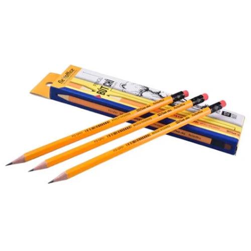 Bút chì gỗ HB Flexoffice FO-GP01