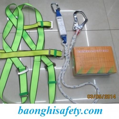Dây đai an toàn toàn thân Proshield Taiwan 1 móc lớn