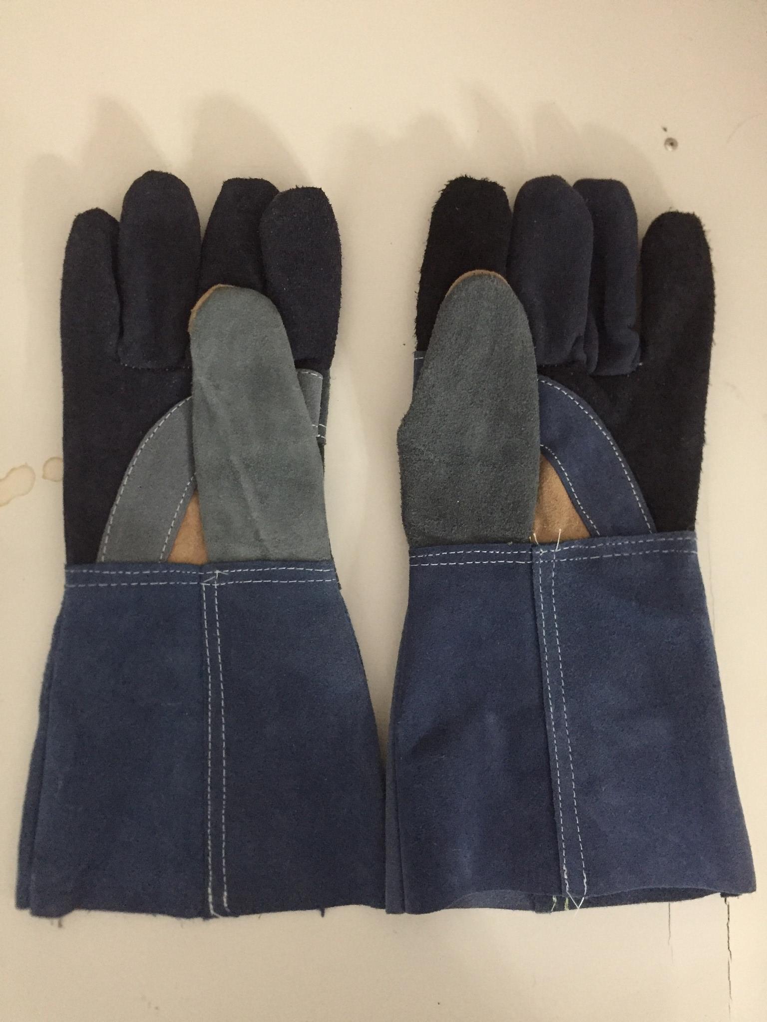 Kết quả hình ảnh cho găng tay da hàn