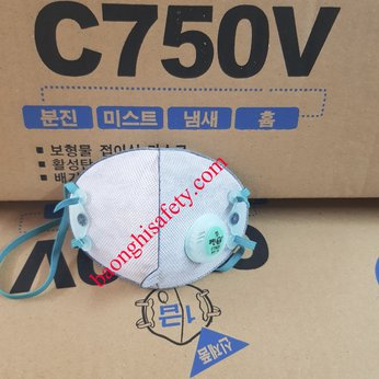 KHẨU TRANG PHÒNG ĐỘC HÀN QUỐC C750V